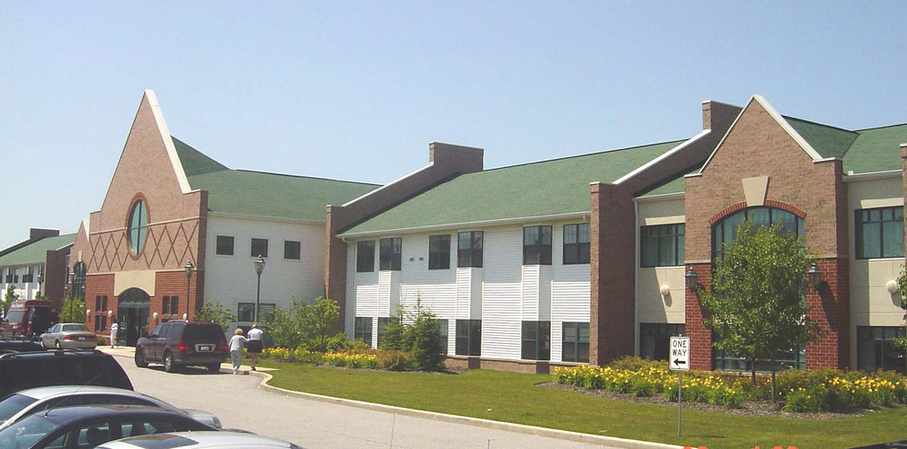 Usa Roofing Inc Services Commercial Projects