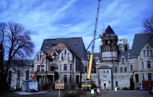 Mansfield Reformatory – In Progress